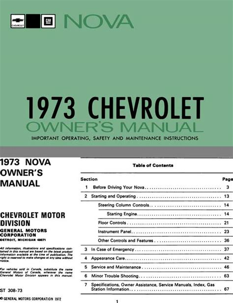 free download chevrolet owners manual page 4 socorro amick