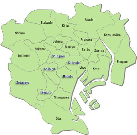 printable map tokyo printable maps of tokyo city the world travel