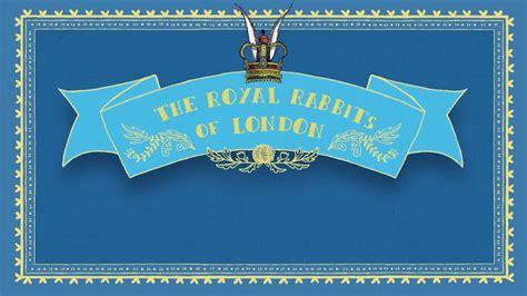 the royal rabbits of books tumbles into royal rabbits of book