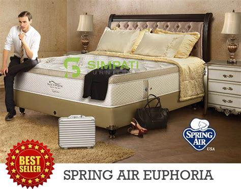 Kasur Air Euphoria air euphoria 36 cm luxury plush toko kasur