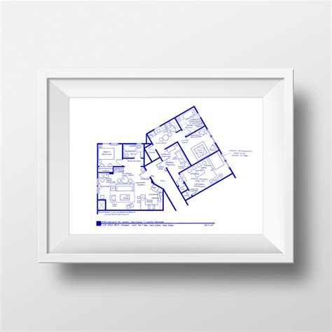 seinfeld apartment floor plan seinfeld kramer apartment fantasy floorplans touch