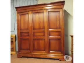 armoire merisier massif clasf