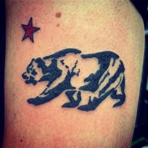 california bear tattoo 17 best ideas about california tattoos on