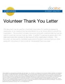 best photos of thank you letter appreciation volunteers