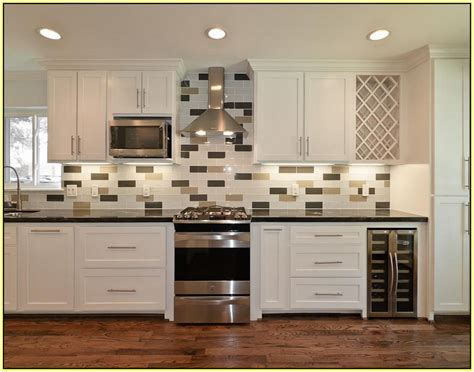 stainless steel and glass tile backsplash stainless steel mosaic tile home design ideas