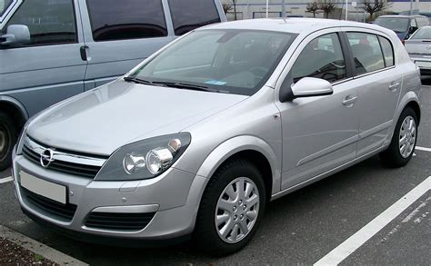 astra opel opel astra h