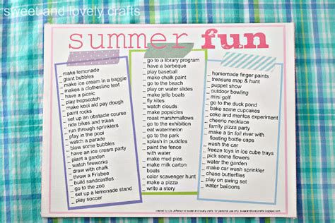 summer ideas s suffolk au pairs news bulletin
