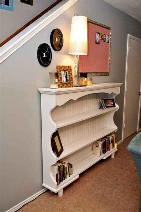 bookcase turned into bench pinterest the world s catalog of ideas