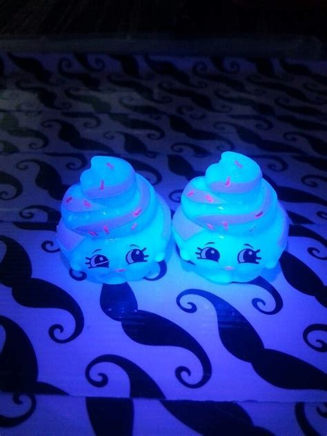 Shopkins Original Mystery Edition 2 glow in the shopkins the mystery edition