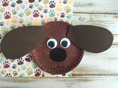 the secret life of pets craft dog house free printable duke paper plate craft inspired by the secret life of pets