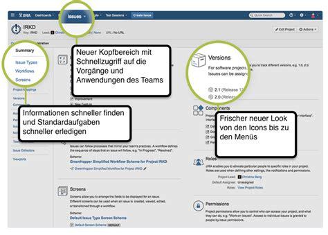 jira design guidelines jira 6 0 modern schnell mobile f 228 hig und einfach