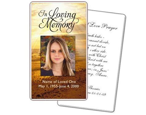 prayer cards for funerals template prayer cards shine prayer card templates bible crafts
