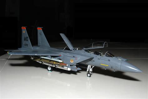 Painting F 15 Model by Tamiya 1 32 F 15e Strike Eagle Bunker Buster Large Scale