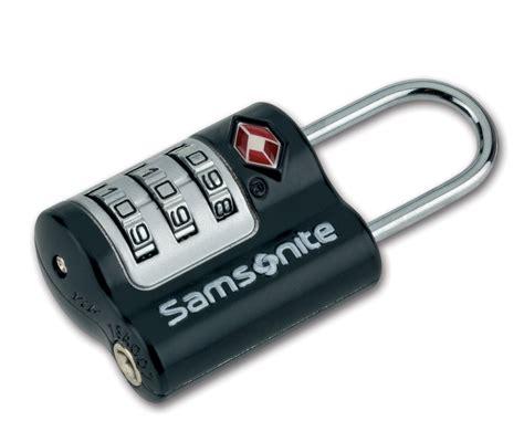 cadenas go travel bloqué ouvert samsonite us travel 3 dial combi lock accessoires