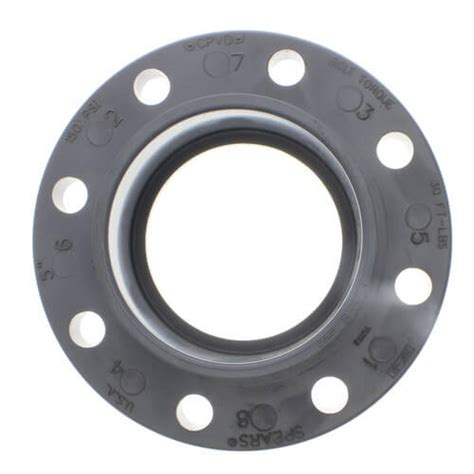 Flange Sock Sch80 Cpvc 3 4 Usa 854 050c 854 050c 5 quot cpvc schedule 80 flange w plastic ring socket