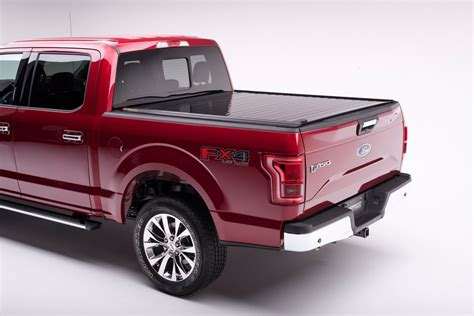 Truck Bed Covers Reviews by Retractable Truck Bed Covers Rollnlock Rugged Versatile
