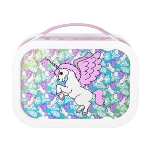 Lunch Box 5 Sekat Unicorn unicorn lunch boxes zazzle