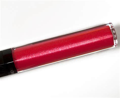 Lipgloss Revlon Colorburst revlon strawberry colorburst lipgloss review photos swatches