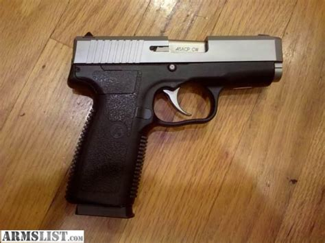 best handgun 45acp concealed carry armslist for sale kahr cw45 compact concealed carry 45