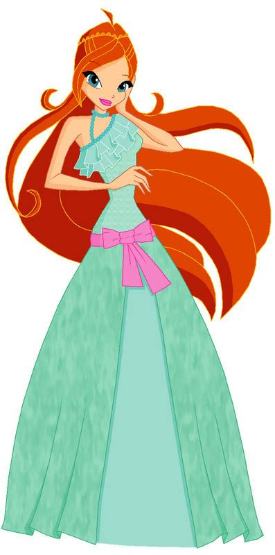 Bloom Dress bloom dress the winx club fan 19063170 fanpop