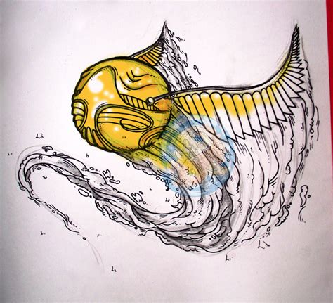 golden snitch tattoo harry potter snitch by robinboywonder1 on deviantart