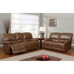 global furniture u9963 leather reclining sofa and loveseat