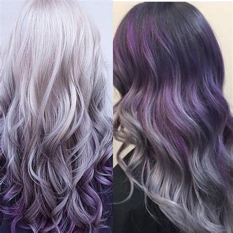 gray ombre hair process 25 best ideas about thick hairstyles on pinterest easy
