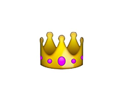 Emoji Wallpaper Crown | crown emoji background www imgkid com the image kid