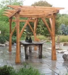Timber Frame Pergola by Timber Frame Pergola Timber Frames Pinterest