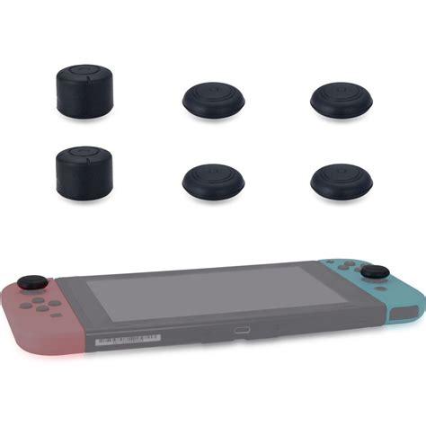 Nintendo Switch Silicone Analog Grip nintendo switch silicone thumb grip extenders 3 pairs