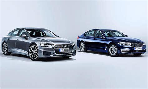Audi A6 Bmw 5er by Audi A6 Bmw 5er Test Autozeitung De