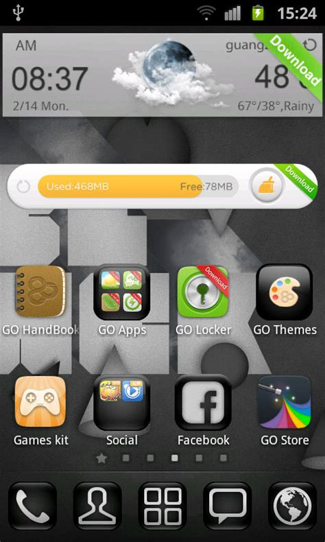 black themes for android free download black theme go launcher free android app android freeware