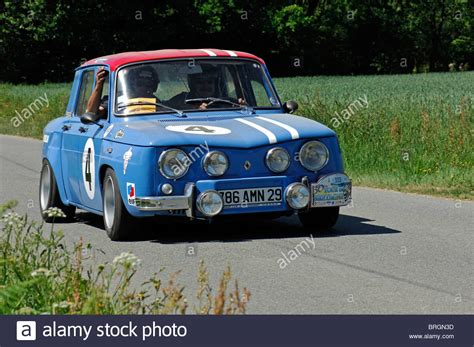 renault gordini r8 renault r8 gordini 1965 in the tour de bretagne