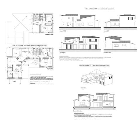 complet maison plan maison gratuit complet