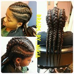 19 more big cornrow styles to feast your eyes on cornrow 1000 ideas about big cornrows on pinterest ghana braids