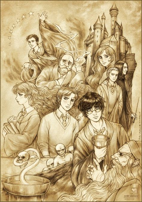 the art of harry harry potter and the hb prince by daekazu on