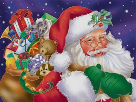 santa clause merry christmas  wallpapers kids  world blog