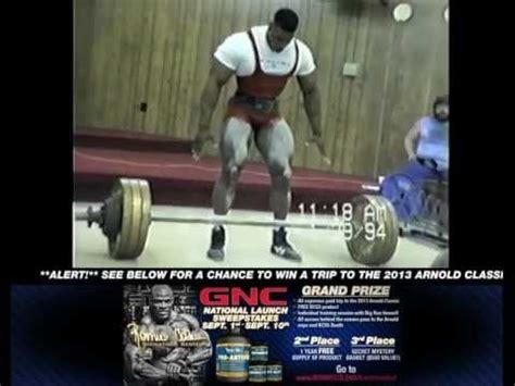ronnie coleman bench press record 15 best ideas about so damn strong on pinterest vintage military and jim o rourke