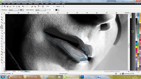tutorial wpap corel photo paint tutorial wpap corel draw x5 tips and trick wpap tutorial