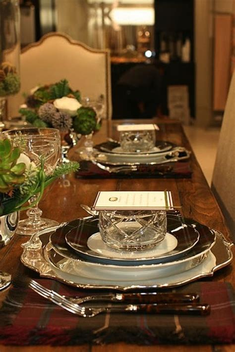dining table setup formal table setting ideas