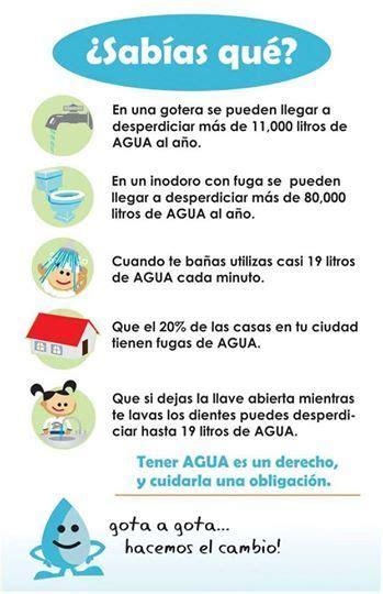 afiches alusivos al ahorro de energia foto los datos de hoy para cuidar el agua atenci 243 n es