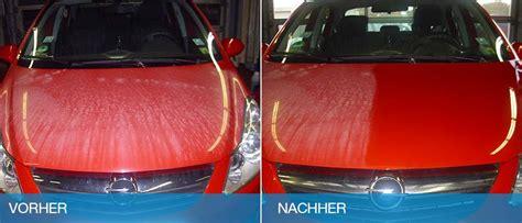 Weißes Auto Polieren Vorher Nachher by Lackpflege F 252 R Neuwagen Und Fahrzeugpflege Bei Gebrauchtwagen