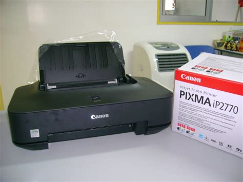 Printer Canon Ip2770 Di Surabaya printer canon pixma ip2770 it smart computer