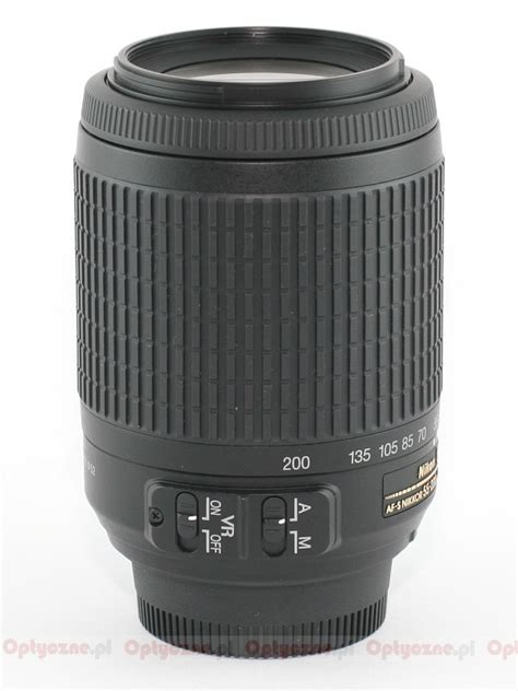 Nikon Af S Dx 55 200mm F4 5 6g Ed Vr Ii nikon nikkor af s dx 55 200 mm f 4 5 6g if ed vr review pictures and parameters lenstip