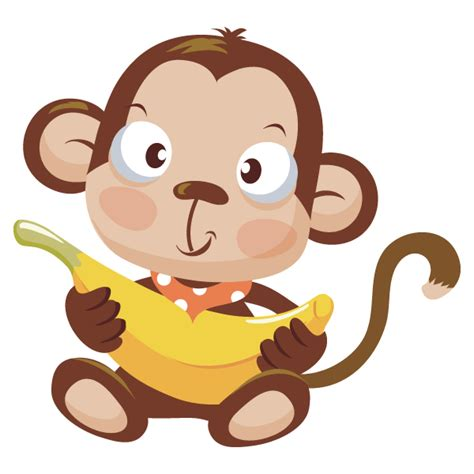 http www cliparthut com clip arts 1629 baby monkey with