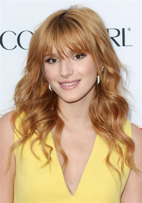 super cute hair cuts for long hair and 8 year old girls bella thorne super cute long blonde wavy hairstyle with