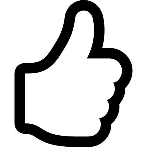 imagenes de dedo pulgar ok pulgar arriba iconos gratis de gestos