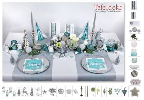Tischdeko Hochzeit Silber by 5 Mustertisch Weihnachtslichter In Mint Silber