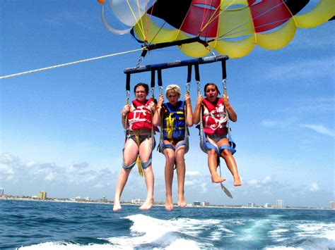 banana boat rides daytona beach florida parasailing water sports in daytona florida call 386
