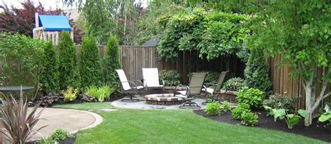 Pretty Backyard Ideas Small Backyard Landscaping Ideas Photos Garden Design Ideas For Exclusive Backyard 119